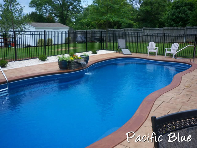 awesome pools swimming pool colors for your awesome pools swimming pool custom fiberglass. Black Bedroom Furniture Sets. Home Design Ideas
