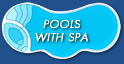 View Our Fiberglass Pools With Spa