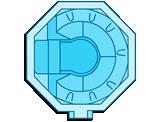 7' Octagon