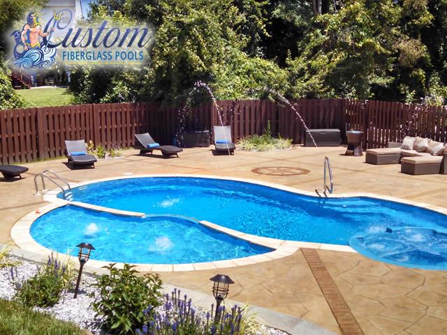 Fiberglass Tanning Ledges Lee Swimming Pools Swimming Pool Builder