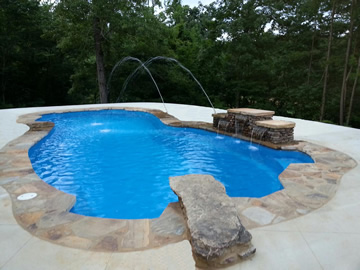 Fiberglass Pools for Louisville, KY
