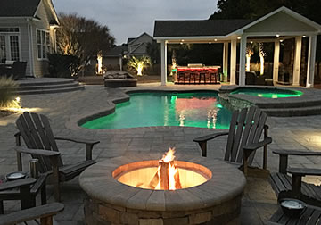Fiberglass Pools for Knoxville TN