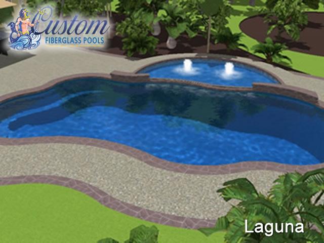 Laguna Lagoon Fiberglass Pools And Spas