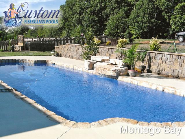 Montego Bay Roman Fiberglass Pools And Spas