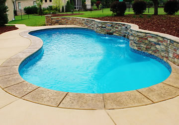 Fiberglass Pools for Nashville TN