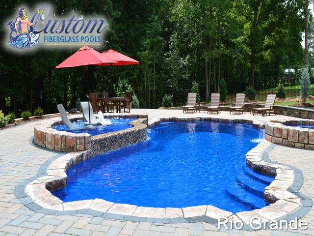 Pool Photos - Fiberglass Pools and Spas