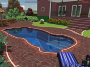 Catalina Fiberglass Pool