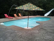 Key Largo Fiberglass Pool